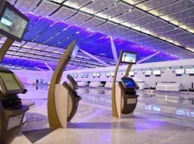 مطار الملك عبدالعزيز الجديد يبدأ تشغيل 7 رحلات دولية