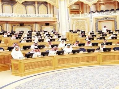 مطالبات داخل « الشورى » بإبقاء رسوم العمالة على المرافقين