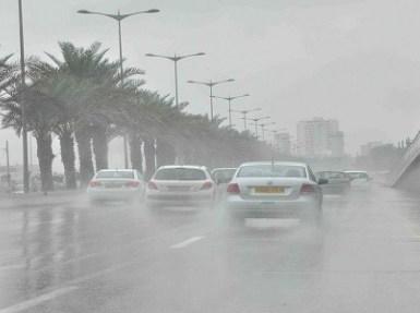 حالة الطقس المتوقعة يوم الثلاثاء