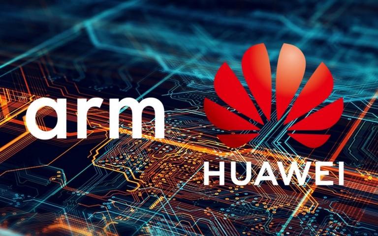 ARM ستعمل مع Huawei مرة أخرى، وتقول أن التكنولوجيا الخاصة بها هي بريطانية الأصل