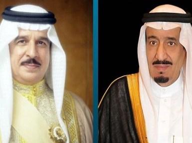 خادم الحرمين يدعو ملك البحرين لحضور اجتماع المجلس الأعلى لمجلس التعاون