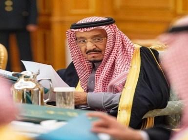 بالفيديو .. نقل جلسة الوزراء برئاسة خادم الحرمين على الهواء مباشرة لأول مرة في التاريخ