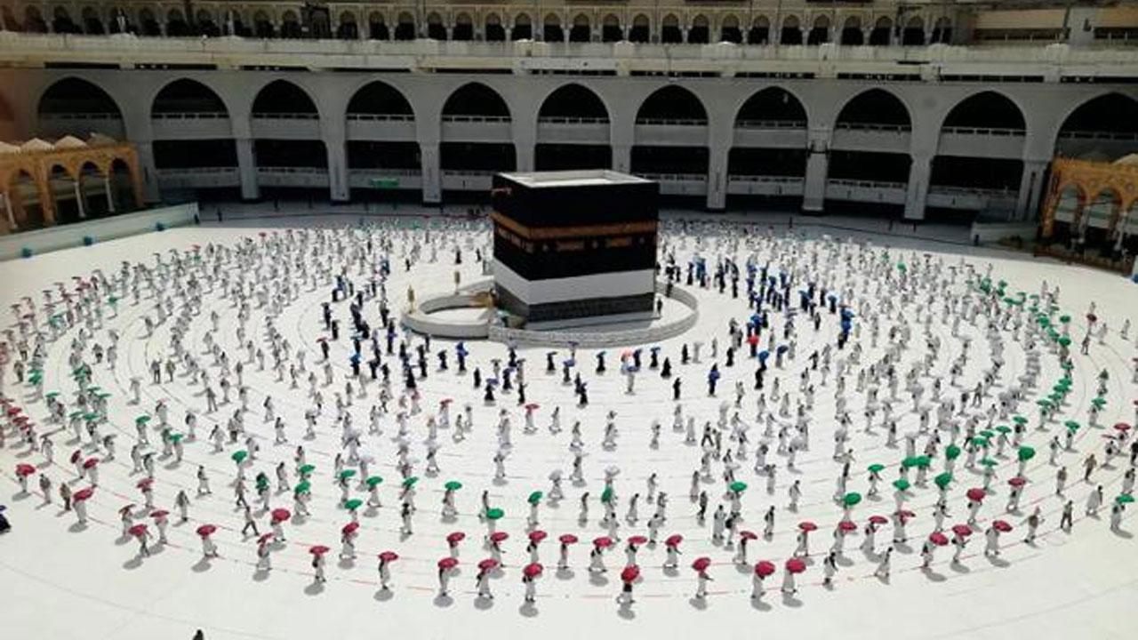 5 إجراءات احترازية مهمة لسلامة المعتمرين بالمسجد الحرام