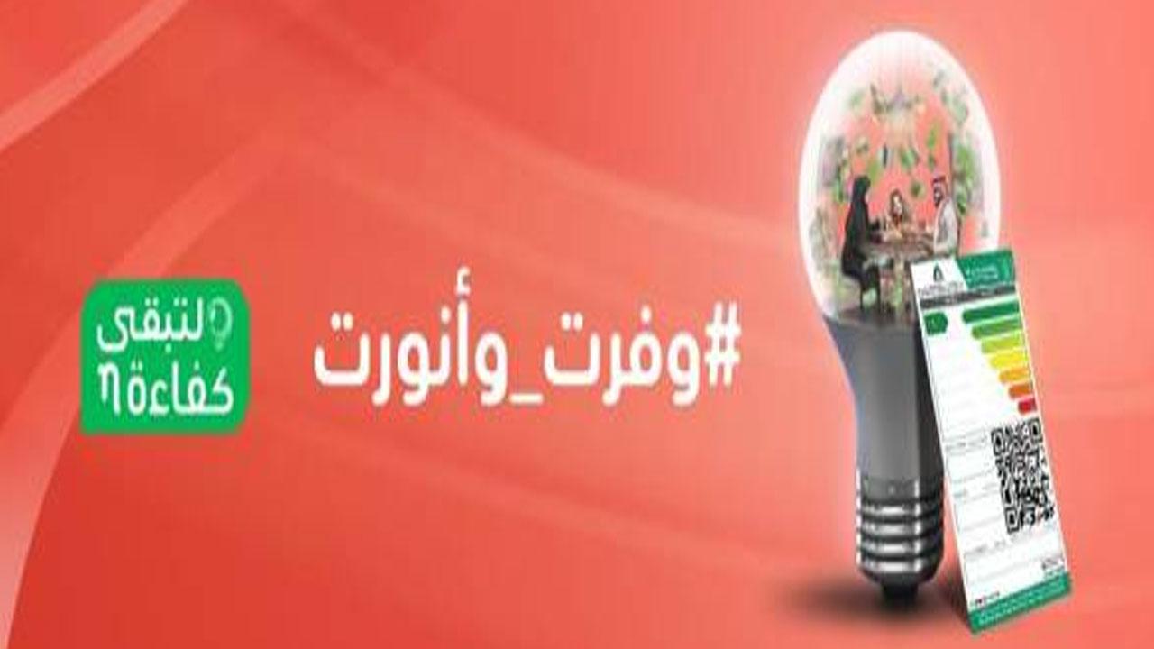 للتوفير في الاستهلاك.. مركز كفاءة الطاقة يُطلق حملة «وفرت وأنورت»