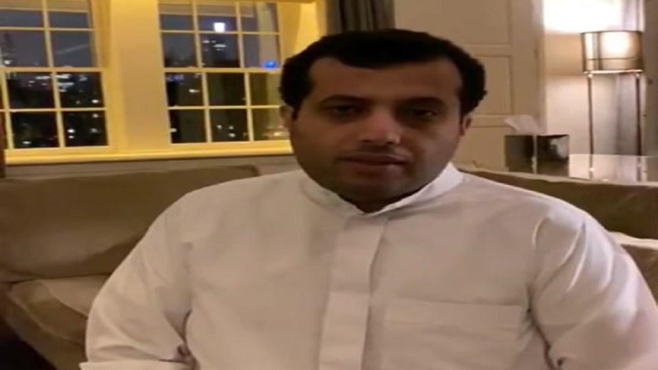 بالفيديو: آل الشيخ يعلق على كلمة ولي العهد بطريقة عفوية
