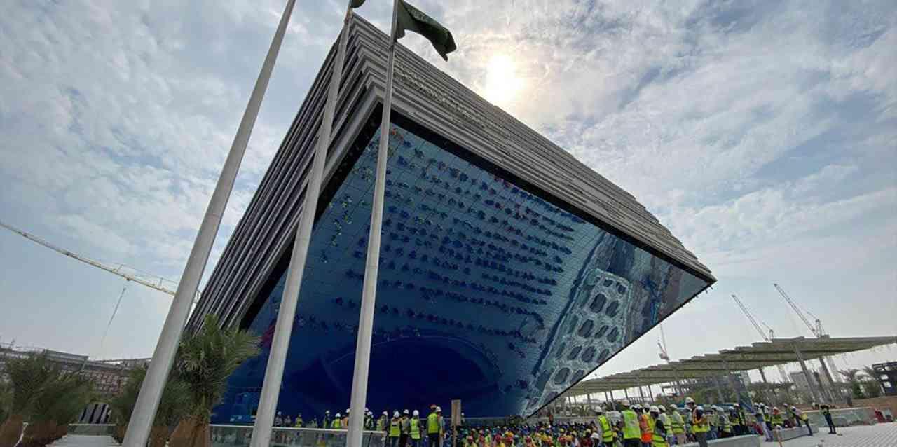 جناح المملكة في إكسبو 2020 يفتح باب التوظيف بعدة مجالات
