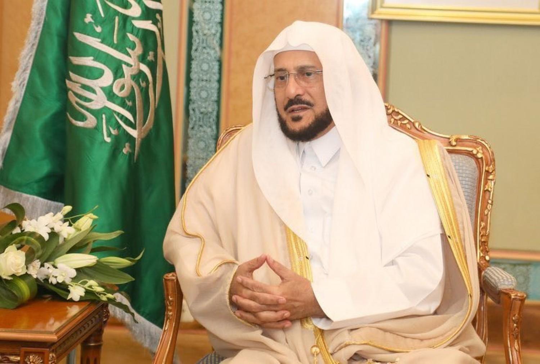 وزير الشؤون الإسلامية يصدر قراراً بإنشاء مكتب إدارة البيانات.. وهذه أهدافه